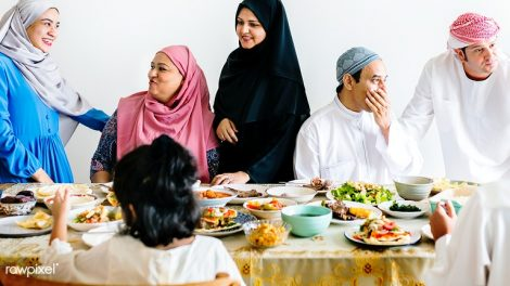 Budjet Ramadhan untuk Keluarga