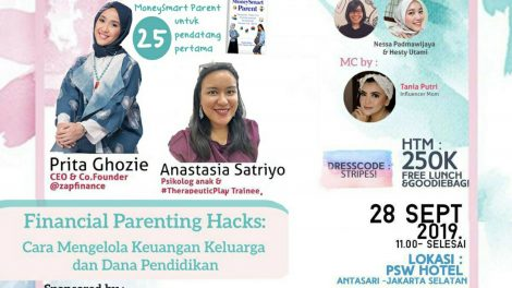Financial Parenting Hacks