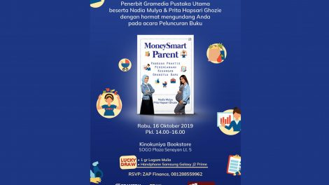 "Book Launching & Press Release ""Money Smart Parent"""
